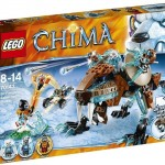 LEGO Chima Sir Fangar's Saber-Tooth Walker 70143 Photos Preview