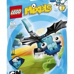 LEGO Mixels Series 2 Blue Frosticons Photos & Release Info