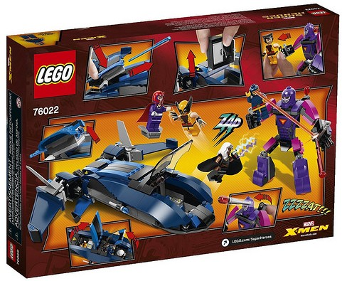 LEGO-76022-X-Men-vs-the-Sentinel-Box-Back-Summer-2014-LEGO-Marvel-Sets    Lego Marvel X Men Sets