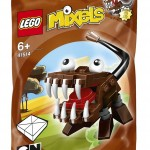 LEGO Series 2 Mixels Summer 2014 Brown Fang Gang Photos!