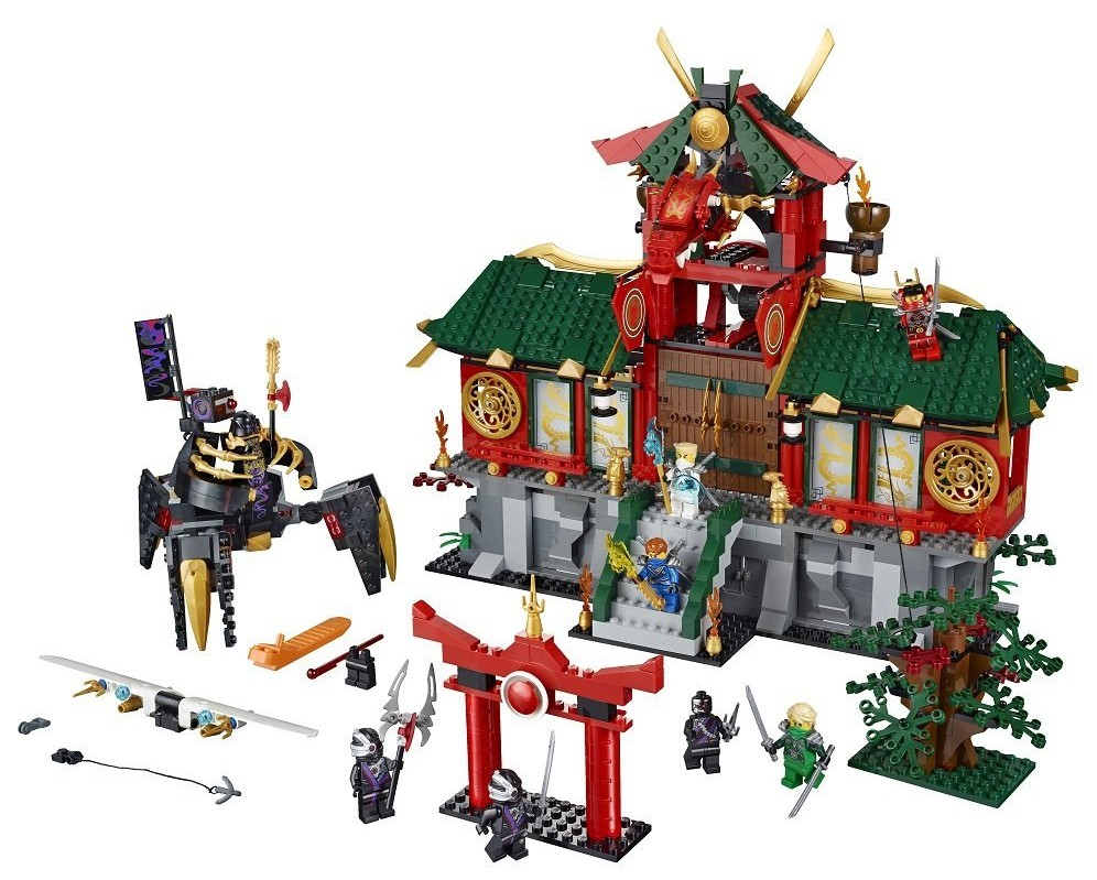 Lego Ninjago City 70728 Pictures To Pin On Pinterest