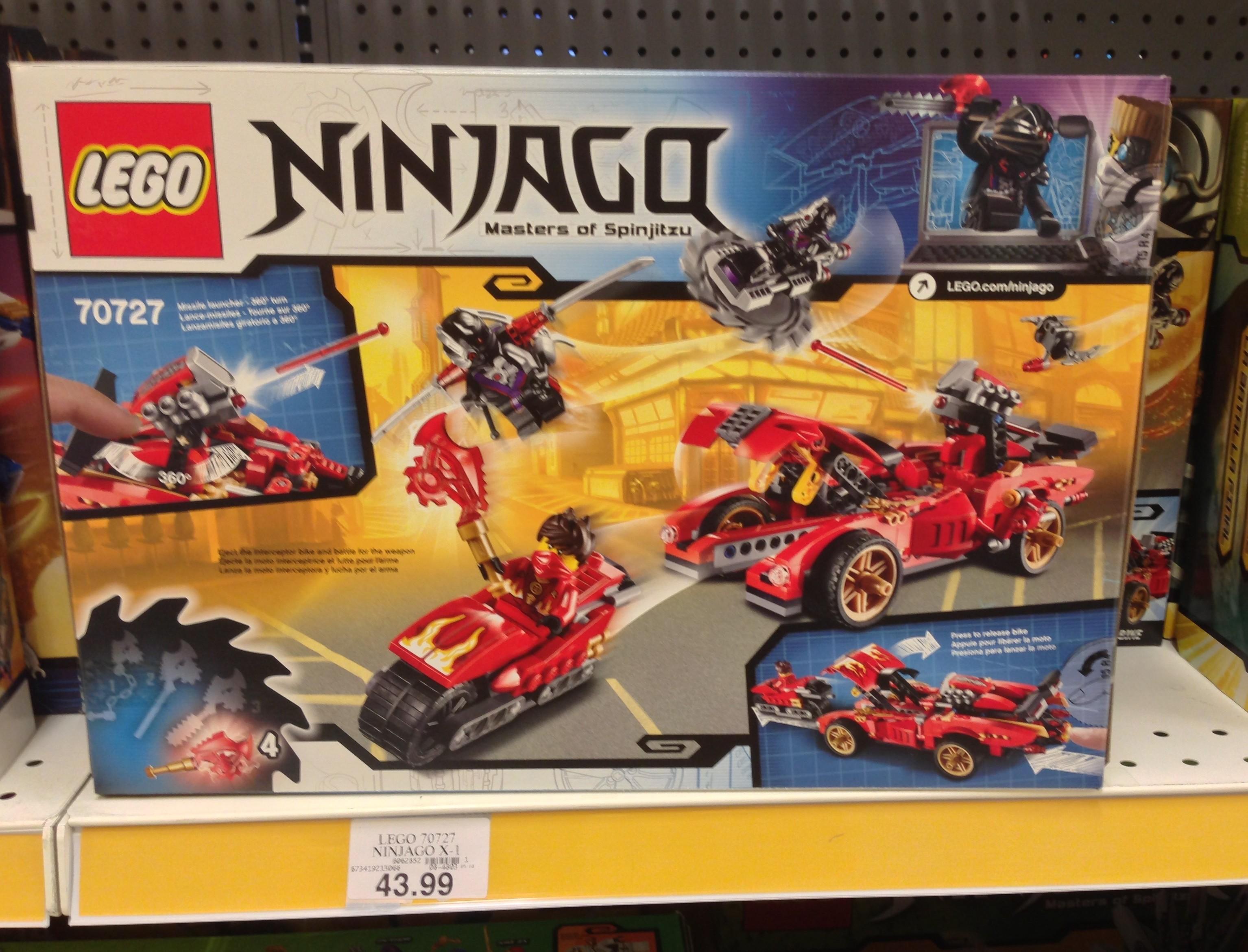 lego minifigure ninjago 2014 nindroid car interior design. Black Bedroom Furniture Sets. Home Design Ideas