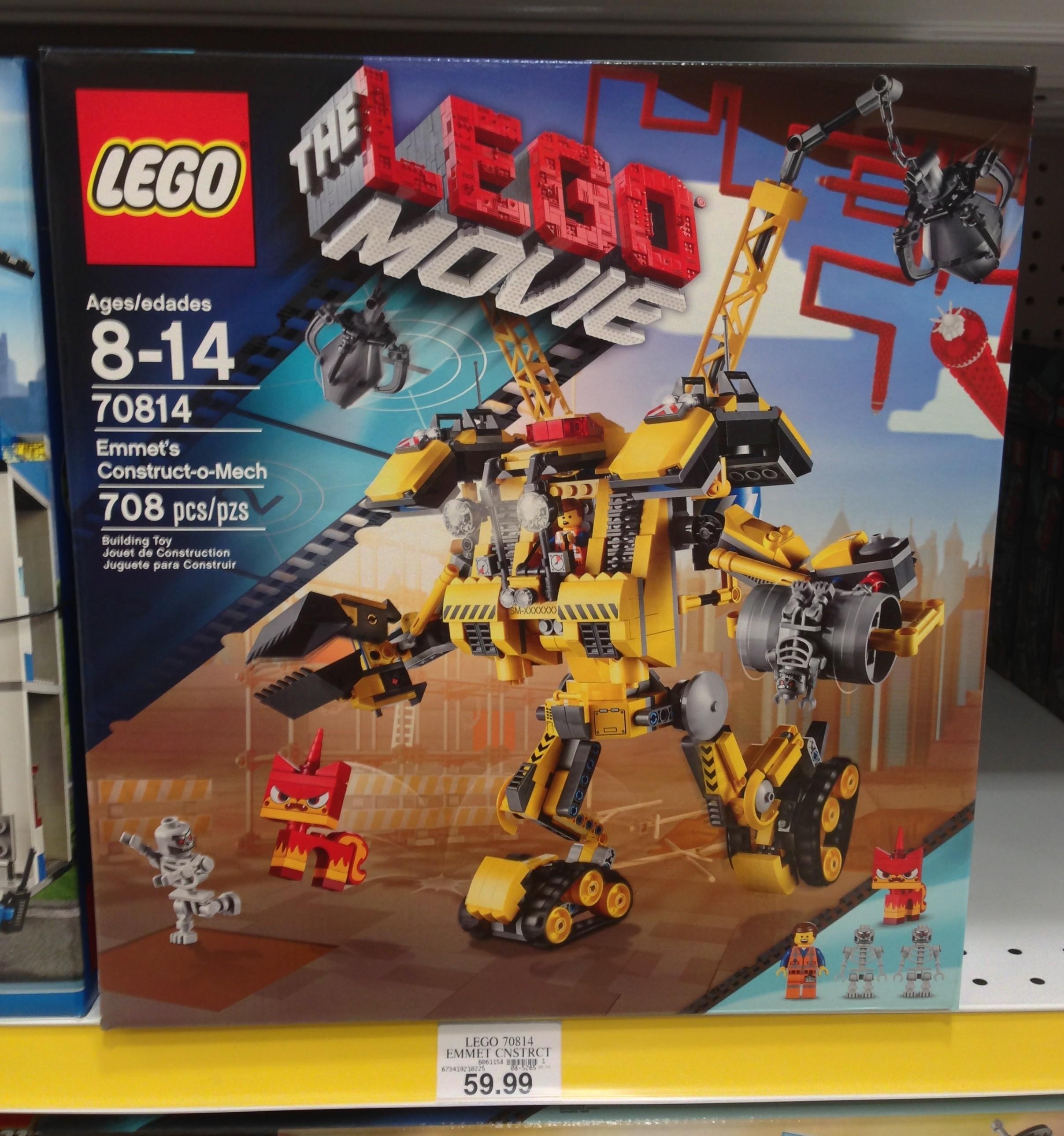 2015 Lego Movie Batman Super Angry Kitty Attack 70817 Bricks And Bloks