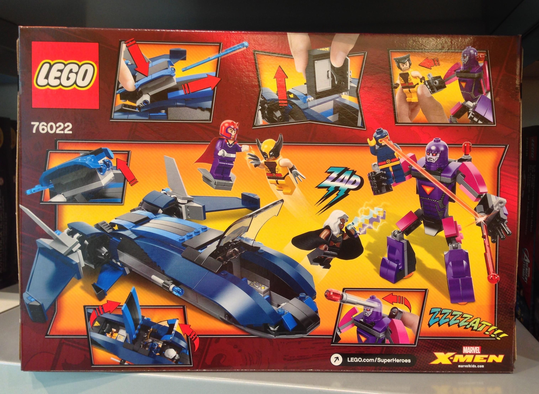 LEGO X-Men vs. The Sentinel 76022 Set Released & Photos ...