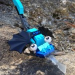 LEGO Mixels Series 2 Review Flurr 41511 Blue Frosticons