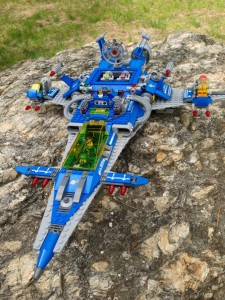 LEGO Benny's Spaceship 70816 Review Set
