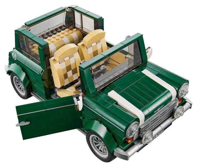 lego mini cooper 10242 set up for order photos bricks. Black Bedroom Furniture Sets. Home Design Ideas