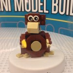LEGO Monkey Monthly Mini Model Build! (August 2014)