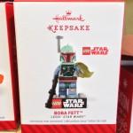 2014 Hallmark LEGO Star Wars Boba Fett Ornament Released!