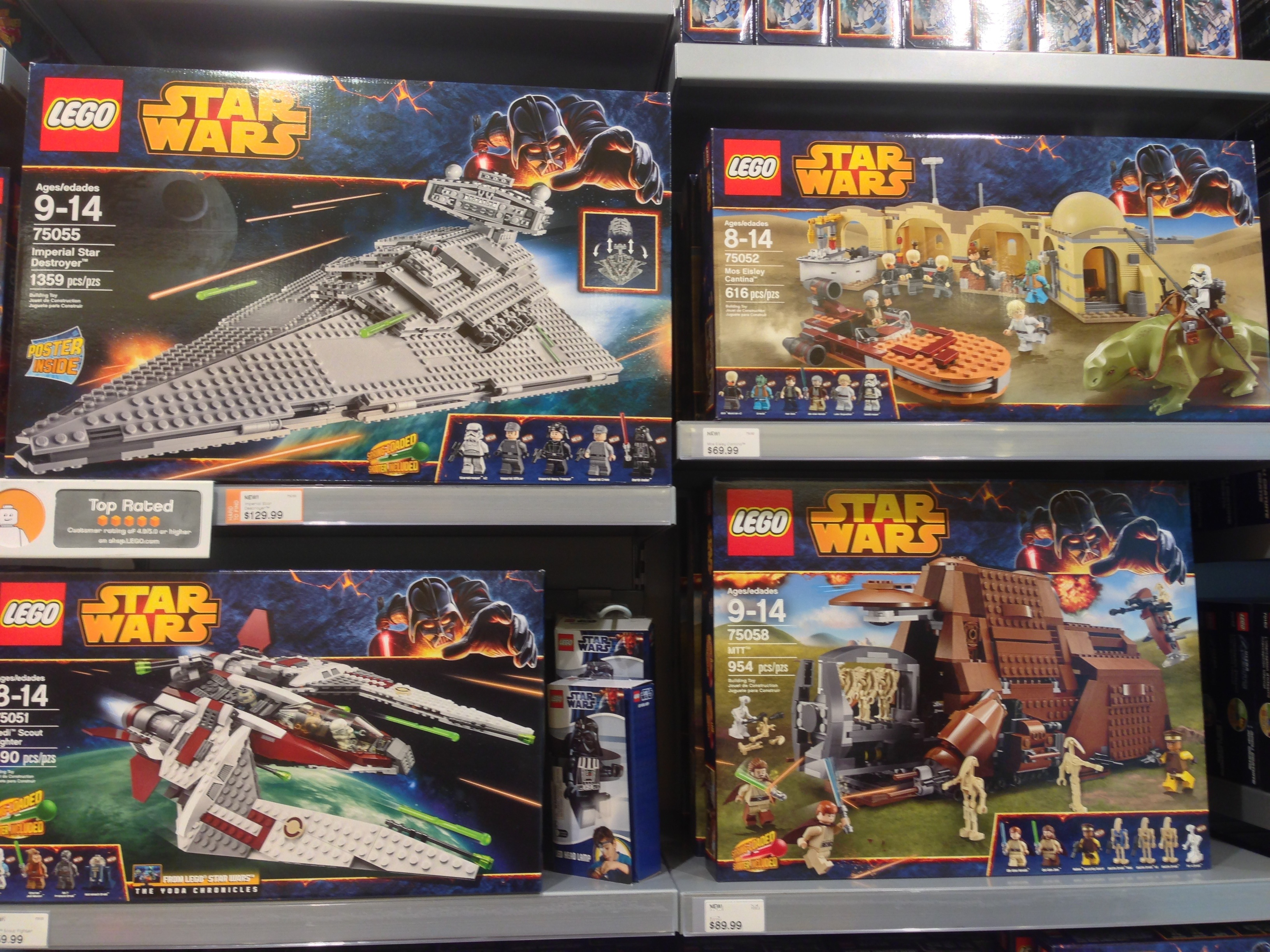 LEGO Star Wars MTT 75058 Summer 2014 Set Revealed! - Bricks