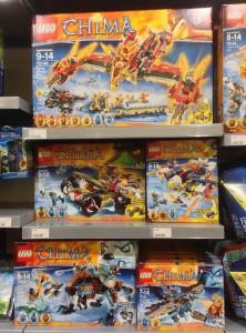 LEGO Legends of Chima Summer 2014 Sets Released