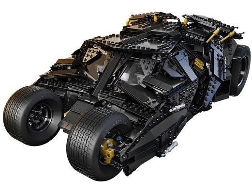 lego batman tumbler 76023 ucs set up for order bricks and bloks. Black Bedroom Furniture Sets. Home Design Ideas