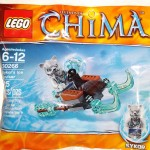LEGO Chima Sykor's Ice Cruiser 30266 Set Released!