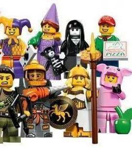 LEGO Minifigures Series 12 71007 Revealed