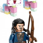 SDCC 2014 LEGO Unikitty & Bard Minifigure Exclusives!