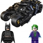 LEGO Batman Tumbler 76023 UCS Set Up for Order!