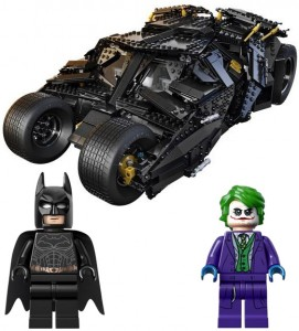 LEGO UCS Batman Tumbler Dark Knight Set Revealed