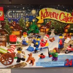 LEGO City 2014 Advent Calendar Released in Stores & Photos!
