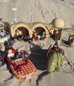 LEGO Star Wars Mos Eisley Cantina 75052 Review