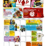 October 2014 LEGO Store Calendar Sales Promos & Events!