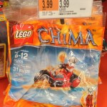 LEGO Chima Worriz' Fire Bike 30265 Review & Photos
