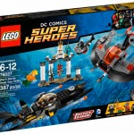 2015 LEGO DC Black Manta Deep Sea Strike 76027 Photos!