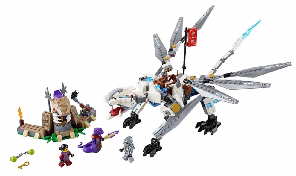titanium ninja lego ninjago 2015