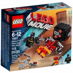 2015 LEGO Movie Batman & Super Angry Kitty Attack 70817!