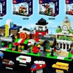 Bricktober 2014 LEGO Exclusive Mini Modular Sets Revealed!