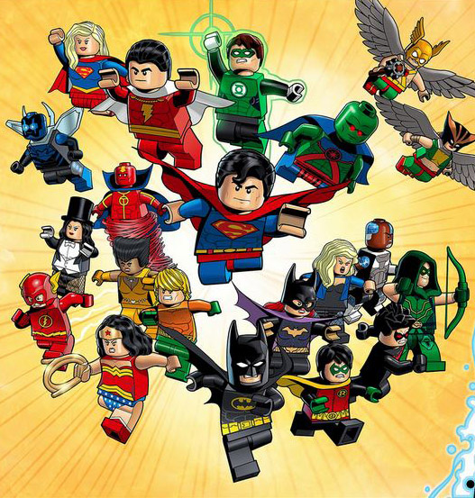 2015 LEGO Batman DC Super Heroes Sets Revealed! (Winter 2015 ...