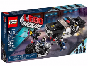 LEGO 2015 Sets LEGO Movie Bad Cop Car Chase 70819 Box