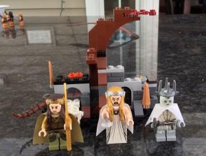 LEGO 79015 The Witch-King Battle LEGO 2015 The Hobbit Set