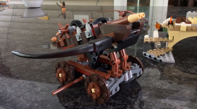 LEGO 79017 Orc Ballista from The Battle of Five Armies