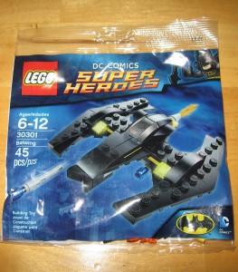 LEGO Batwing 30301 Polybag Set