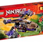 LEGO Ninjago 2015 Anacondrai Copter Attack! Orange Ninja!