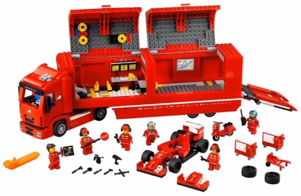 lego speed champions 2015 sets revealed photos bricks. Black Bedroom Furniture Sets. Home Design Ideas