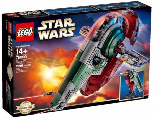 LEGO Star Wars Slave I 75060 Set UCS 2014 Box