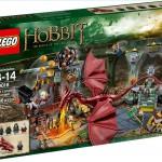 LEGO Hobbit The Lonely Mountain 79018 Photos! Smaug Dragon!