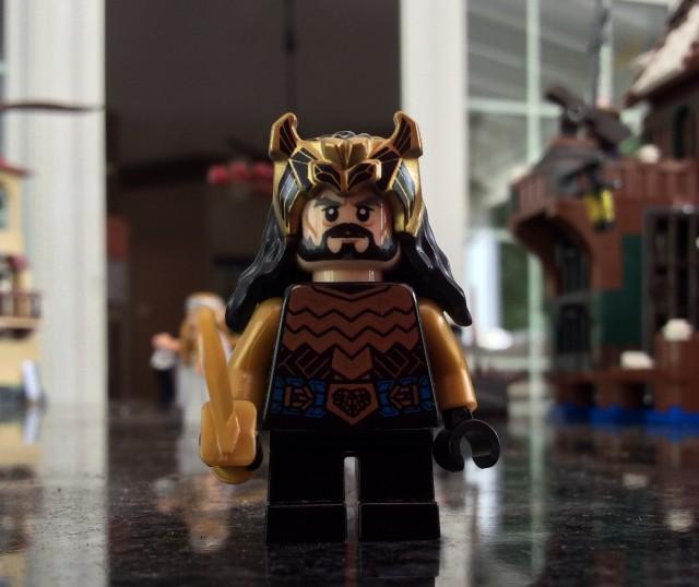 LEGO Thorin Oakenshield Minifigure LEGO 79017 King Crown