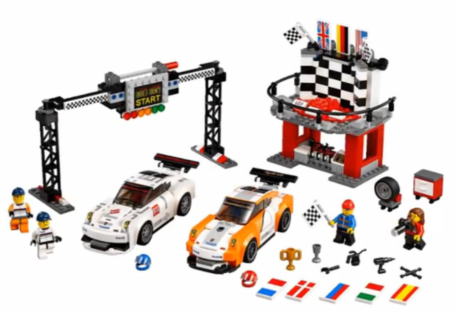 lego speed champions 2015 sets revealed photos bricks. Black Bedroom Furniture Sets. Home Design Ideas