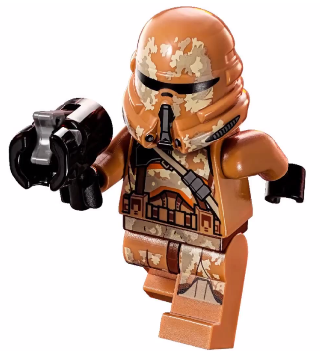 LEGO Star Wars 2015 Geonosis Troopers 75089 Set Photos Preview ...