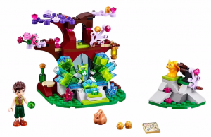 41076 LEGO Elves Fairan and the Crystal Hollow Set Winter 2015