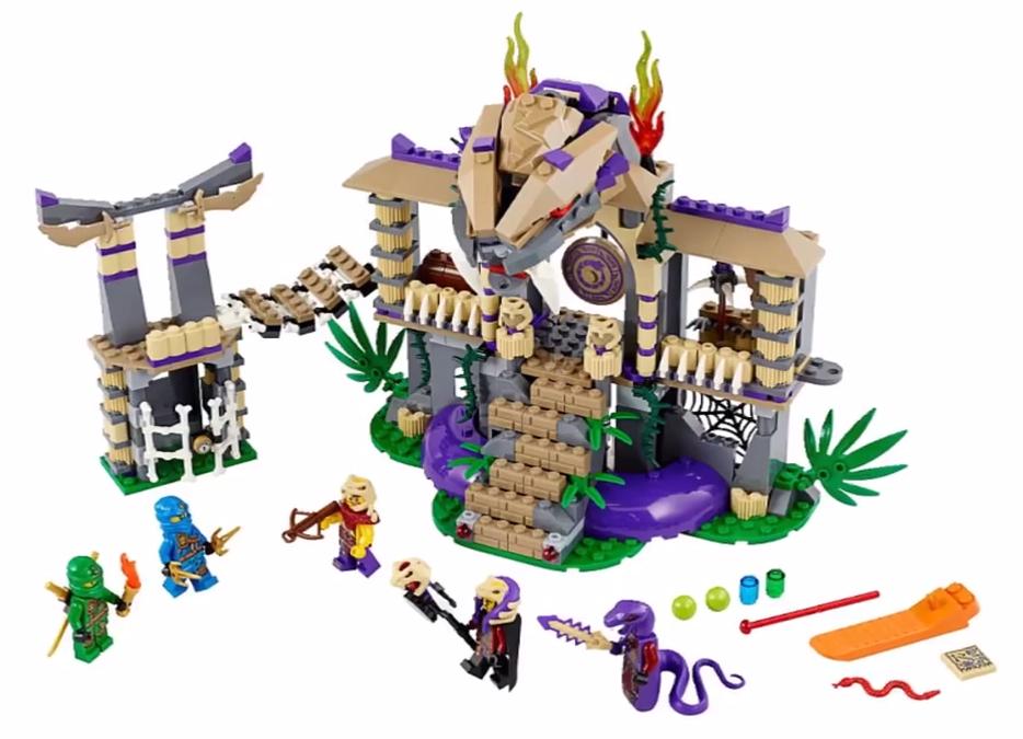 Lego Chima 2015 Summer Sets 2015 Lego Ninjago Set
