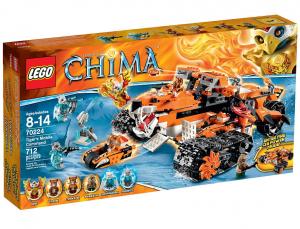 LEGO Chima Tiger's Mobile Command 70224 Box
