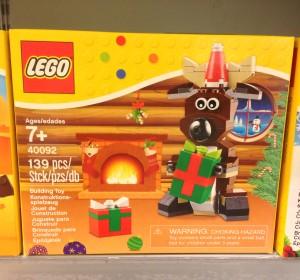 LEGO Reindeer 40092 Box