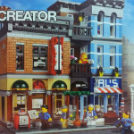 LEGO Detective's Office 10246 2015 Modular Building Revealed!