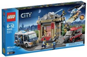 60008 LEGO City Museum Break-In Set