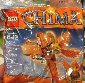 LEGO Chima Frax' Phoenix Flyer 30264 Polybag Released