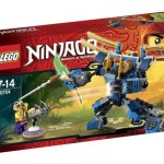 LEGO Ninjago 2015 Jay's Electro Mech 70754 Set Photos Preview