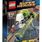 2015 LEGO Brainiac Attack 76040 DC Superheroes Set!
